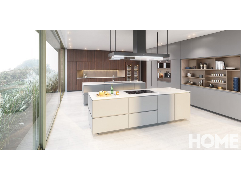 Penthouse 901-Cocina