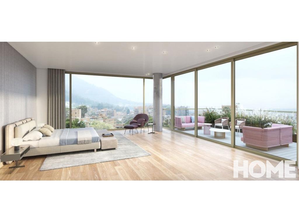 Penthouse 901-Habitación